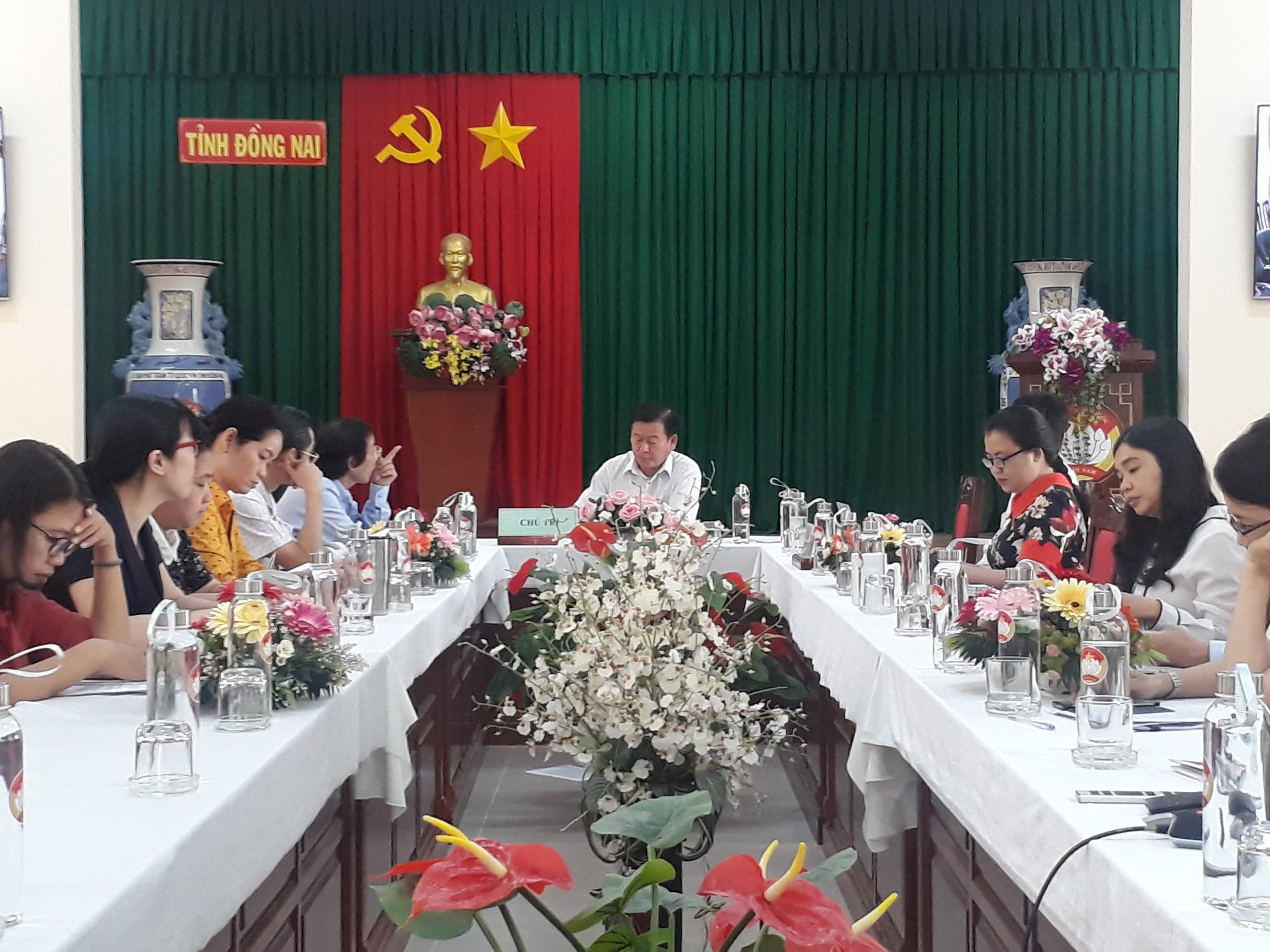 Hội nghị trực tuyến góp ý dự thảo Hướng dẫn kiện toàn tổ chức Mặt trận cấp huyện, cấp xã sau khi sắp...